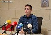 El concejal de Obras y Servicios a la Ciudad, V�ctor Balsas, ofrece una rueda de prensa