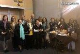 Un numeroso grupo de Amas de Casa de Totana asistieron al Foro Interalimentario SEPOR 2018