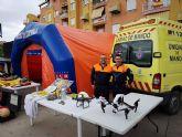 Se aprueba la creaci�n de nuevas unidades especializadas en la Agrupaci�n de Voluntarios de Protecci�n Civil y su inclusi�n en los seguros municipales y estatutos