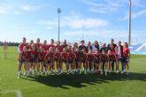 La selección española sub20 femenina se enfrenta a Francia y Rusia durante su estancia en San Pedro del Pinatar