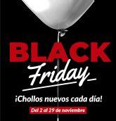 Llega el mayor black friday de embargosalobestia con descuentos de hasta el 60% durante todo el mes de noviembre