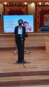 El Ayuntamiento de Molina de Segura y Cáritas firman un convenio para atender a personas en situación de vulnerabilidad en 2020