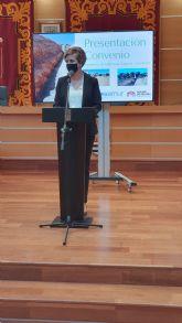 El Ayuntamiento de Molina de Segura y ESAMUR firman un convenio para la financiación de las obras de alcantarillado y saneamiento en la pedanía de Los Valientes