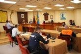 El CECOPAL se re�ne para analizar las nuevas medidas restrictivas adoptadas por la Comunidad Aut�noma