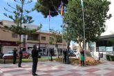 San Pedro del Pinatar conmemora el trigésimo octavo aniversario de la Constitución Española