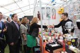 Se inaugura la V Feria de Navidad con descuentos y programación lúdica para toda la familia