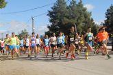 359 deportistas de la Región de Murcia participan en la XXIII Carrera Popular de La Estación-Esparragal