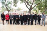 Mazarr�n rinde homenaje a la Constituci�n Española