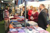 Comienza la VI Feria de Navidad con una amplia programación lúdica y oferta comercial