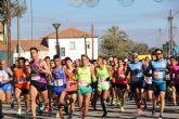 Mari Carmen Romero y Juan José Guerrero vencen en la Carrera Popular 'La Estación de Puerto Lumbreras'