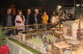 San Pedro del Pinatar comienza la Navidad con la apertura del belén municipal y el encendido del alumbrado