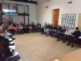 Destinan más de 230.000 euros para la mejora y reparación de senderos, pistas forestales y señalización en Sierra Espuña