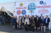 Comienza la VII Feria de Navidad EN San Pedro del Pinatar con una extensa oferta comercial