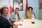 Cruz Roja inaugura una sede en Puerto Lumbreras