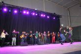 La pedanía de La Estación-Esparragal celebra el tradicional Encuentro de Cuadrillas