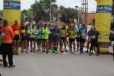 Alrededor de 250 corredores participan en la XXVI carrera popular 'Estación de Puerto Lumbreras'