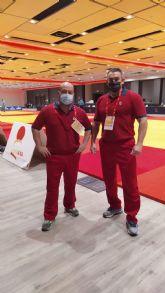5° Puesto para Crespo y Fernández en el Cto de España de Judo