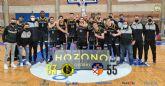El Hozono Global Jairis estrena su casillero de victorias frente al Torrons Vicens CB L'Hospitalet