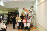 Juan Bautista Galindo gana el premio mejor ilustración en el Concurso de Cuentos de Navidad organizado por la Red de Bibliotecas