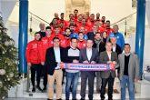 El Alcantarilla Club de Fútbol presentó su proyecto deportivo para esta temporada y a su plantilla en el Ayuntamiento