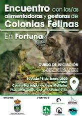El Ayuntamiento de Fortuna de murcia se convierte en modelo de protección animal