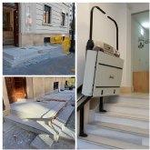 Saorín: 'Hemos mejorado la accesibilidad en el antiguo edificio de los Juzgados'