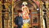 Santa Eulalia ya se encuentra en su Santuario