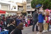 Los pequeños pinatarenses disfrutan del Carnaval 2016