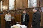 En marcha la restauración del órgano parroquial, que finalizará en septiembre