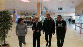 Urralburu: 'San Javier es rentable mientras Corvera que nos va a costar cada año más de 3 millones de euros de dinero público'