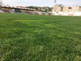 El Olímpico podrá hacer uso ya del campo de fútbol del estadio municipal Juan Cayuela en su próximo partido de Liga, dentro de dos semanas