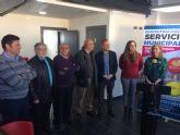 El Ayuntamiento de Molina de Segura pone en marcha la nueva Oficina Descentralizada de Servicios Municipales en la Urbanización Altorreal