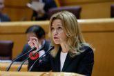 Nuria Guijarro: '¿Hasta cuándo el Delegado de Gobierno va a seguir vendiendo humo sobre la llegada del AVE a Alcantarilla?'