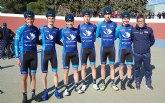 El nuevo equipo de Valverde Team-Terra Fecundis debuta en el Guadalent�n