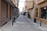 Avanzan las obras de modernización y accesibilidad del centro urbano de San Pedro del Pinatar