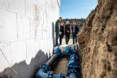 La instalación de un sistema de telecontrol mejorará el abastecimiento en la red de agua potable en las pedanías de Cañada de Gallego y Pastrana