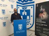 """El III Festival de Teatro Aficionado """"Francisco Rubio"""" abre el plazo de inscripción de compañías"""