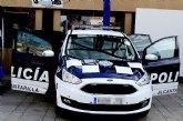 Identifican y trasladan a dependencias policiales al presunto autor de quemar diversos coches y contenedores