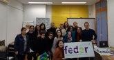 AELIP participa en la jornada de puertas abiertas organizada por Feder en la delegación de Murcia