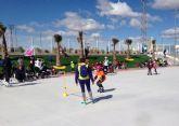 Más de 550 patinadores protagonizan la fiesta del deporte en Las Torres de Cotillas