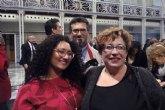 La Asociación de Mujeres Rurales del Raiguero asistió al evento Mujeres de Rompe y Rasga celebrado en la Asamblea Regional