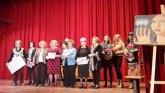 Mujeres y empresas de Totana son homenajeadas en el acto institucional celebrado con motivo del Día de la Mujer´2016