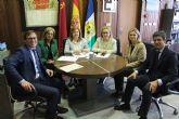 El Ayuntamiento y CaixaBank estudian nuevos proyectos de colaboración