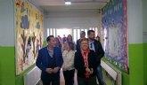 La Consejería de Educación invierte 95.500 euros para mejorar el CEIP Villa de Ulea
