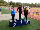 Doce medallas m�s para el Club Atletismo Alhama