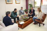 Alhama contar� con una mayor colaboraci�n entre Guardia Civil y Polic�a Local
