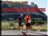 La Carrera por Montaña Aledo-Sierra Espuña, que tendrá lugar el 7 de mayo, estrena recorrido
