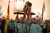 La Procesión de los Legionarios se incorpora a la programación de la Semana Santa de Puerto de Mazarrón