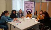 La Concejalía de Bienestar Social de Molina de Segura refuerza el servicio del CAVI con la incorporación de alumnado de prácticas del módulo profesional de Promoción de Igualdad de Género