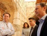 La Comunidad culmina las obras de emergencia para garantizar la seguridad en el Castillo de Mula